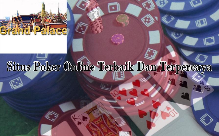 situs poker online terbaik dan terpercaya